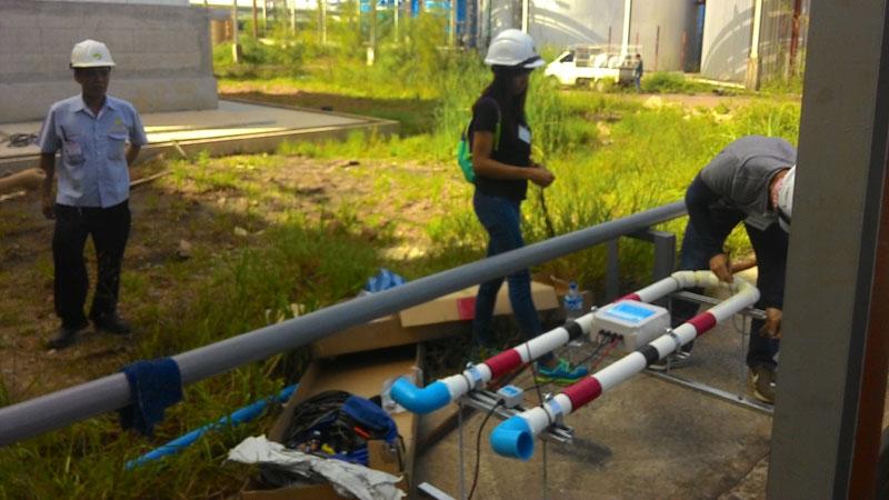 Hydrosmart D60EO installation