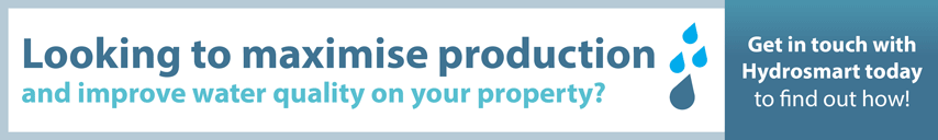 Call today to maximise production & improve water quality