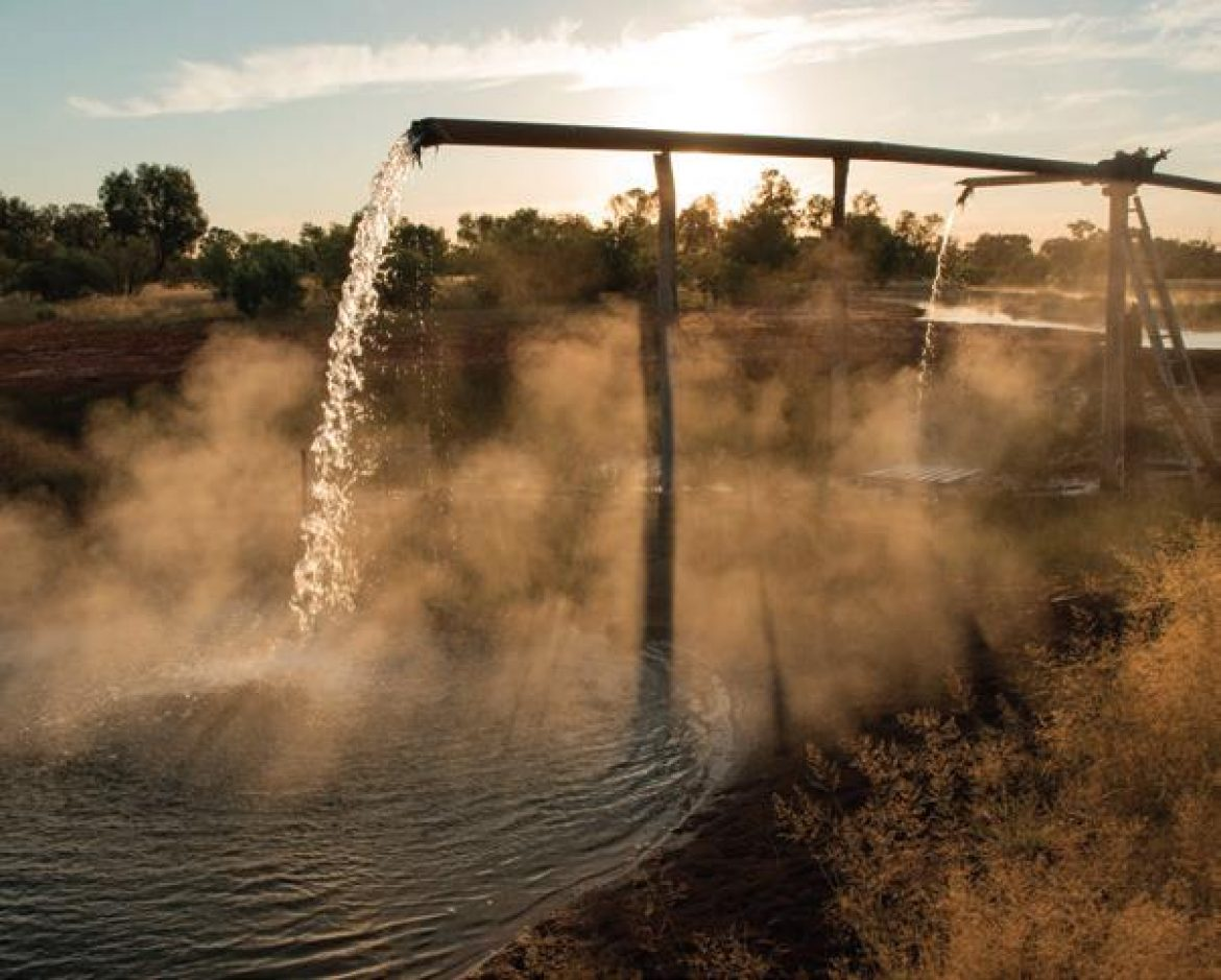 Sustainable Groundwater Resources