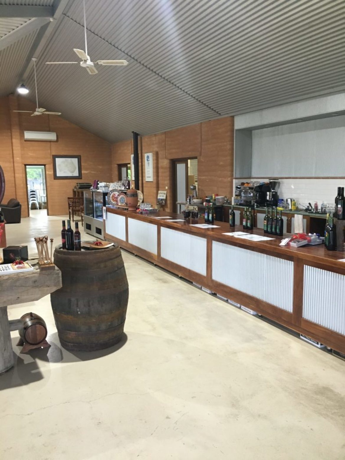 St. Anne's Winery, Calcium scale problems