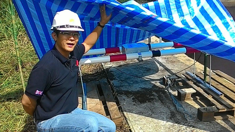 Sa Kaeo Sugarcane Factory, Thailand – Wastewater, Algae issues