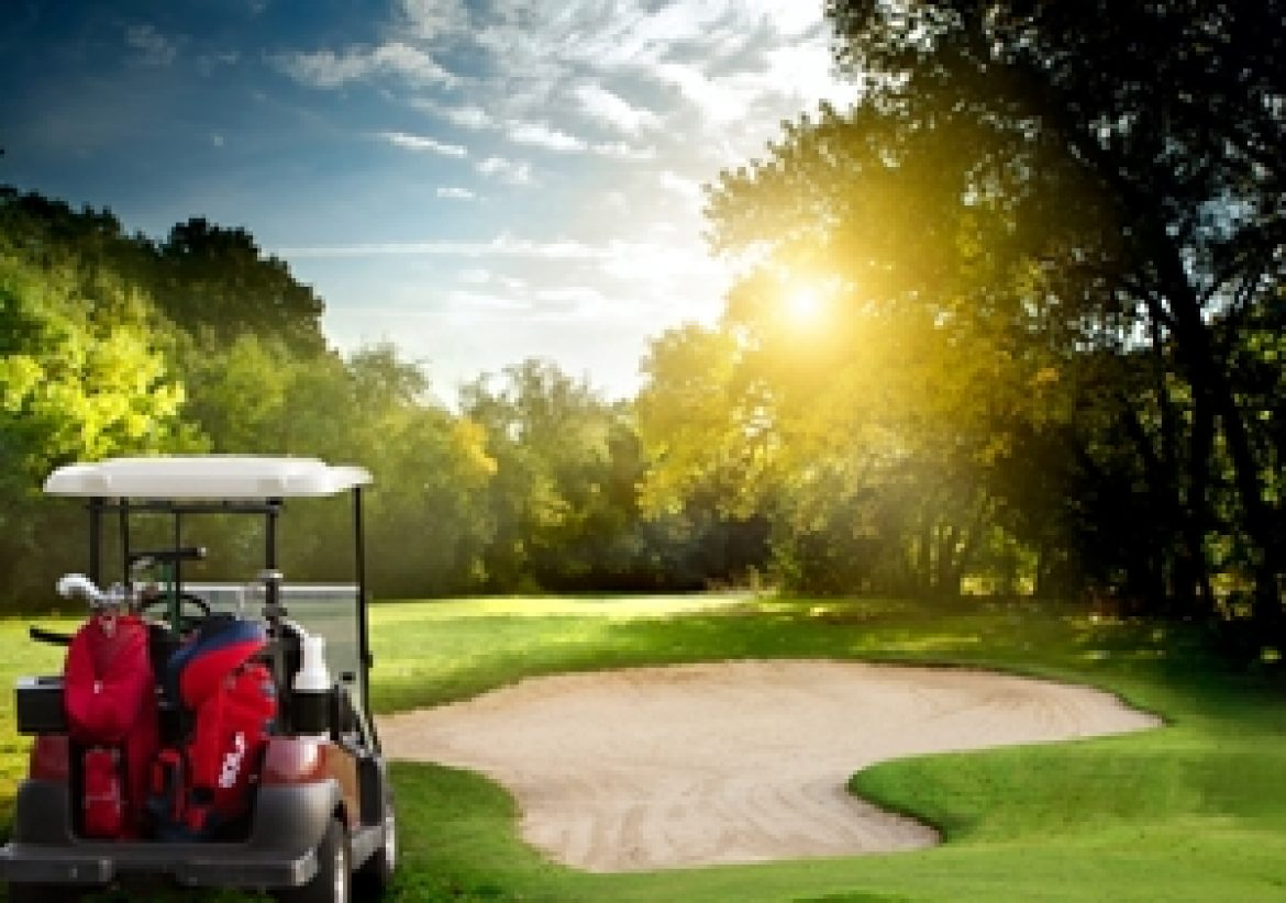 Western Australia's golf courses get waterwise