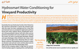 Article: Arab Water World - June 2014