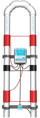 Hydrosmart water conditioner