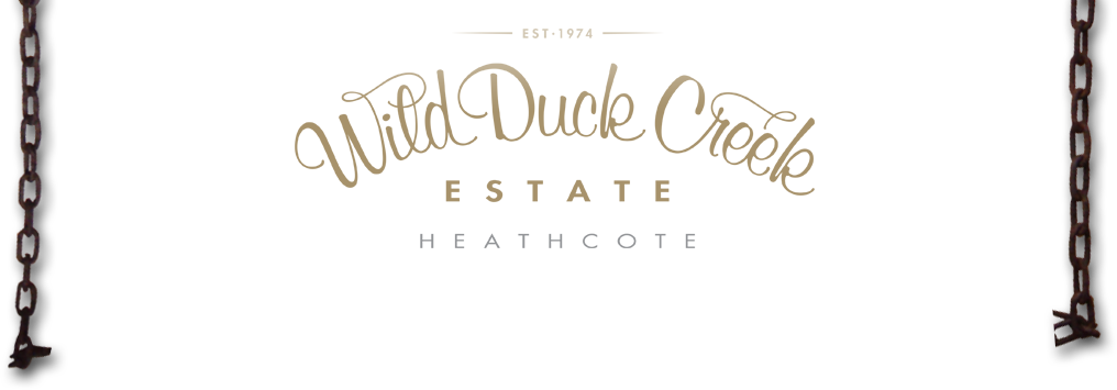 Wild Duck Creek Estate - Header